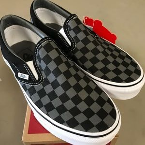 Brand New Women's Vans Slip on